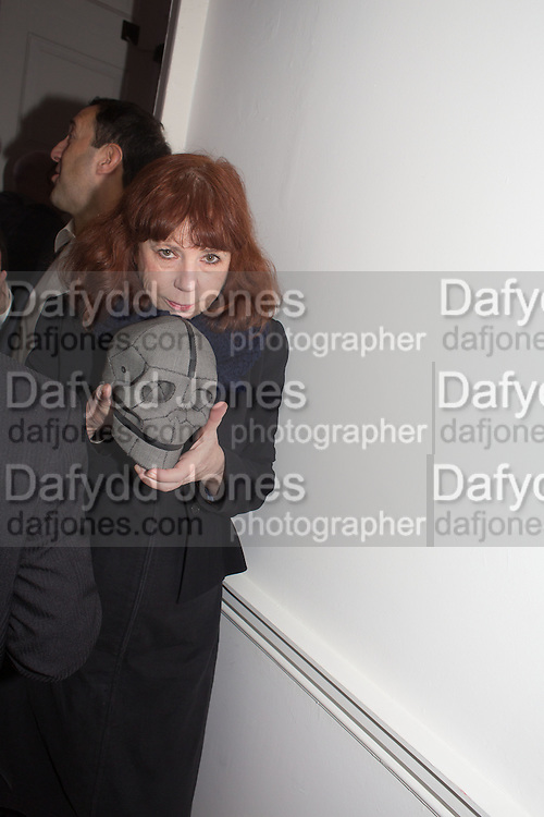 JULES WRIGHT, CANDLESTAR CELEBRATION at which Photo London 2015 was announced. , SOMERSET HOUSE., London, 16 December 2013