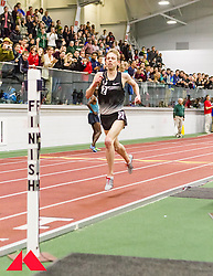 Galen Rupp crosses finish line to set American record in 2-Mile at BU Terrier Classic Indoor Track