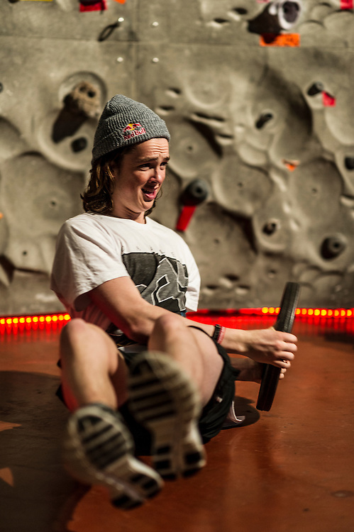 Scotty James trains at the RedBull Performance Camp in Aspen Colorado, United States on April 14th, 2013