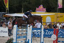 Van Der Mei Nathalie (NED) - Aquila SFN<br /> KWPN Paardendagen - Ermelo 2012<br /> © Dirk Caremans