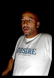 2nd Sept, 2005. Mayor Ray Nagin addresses the media at the Hyatt Hotel in New Orleans after a long day meeting with the President.<br /> Photo; Charlie Varley/varleypix.com