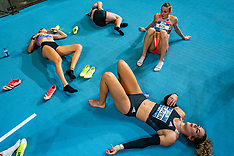 20210221 NED: AA Drink Dutch Athletics Indoor, Apeldoorn
