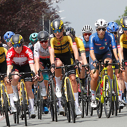 EEKLO (BEL) July 8 CYCLING: <br /> 1th Stage Baloise Belgium tour <br /> Jumbo-Visma leading the peloton