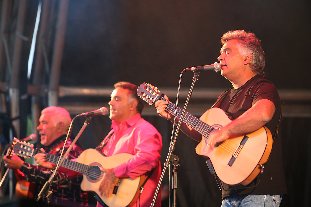 Gypsy Kings, Audley End, UK