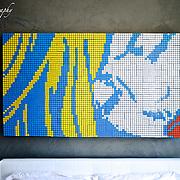 Rubik Art by Kris