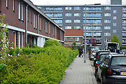 Nederland, Arnhem, 25-4-2017Recent gebouwde koopwoningen, starterwoningen, in Malburgen Oost.Foto: Flip Franssen