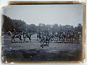 military horse show event 1920s France