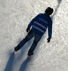 THEMENBILD - Wiener Eistraum, Eislaufen am Rathausplatz in Wien, das Bild wurde am 25. Jaenner 2012 aufgebommen, im Bild Feature Ordner, AUT, EXPA Pictures © 2012, PhotoCredit: EXPA/ M. Gruber