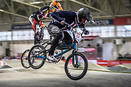 #64 (LONG Nicholas) USA at the 2016 UCI BMX Supercross World Cup in Manchester, United Kingdom<br /> <br /> A high res version of this image can be purchased for editorial, advertising and social media use on CraigDutton.com<br /> <br /> http://www.craigdutton.com/library/index.php?module=media&pId=100&category=gallery/cycling/bmx/SXWC_Manchester_2016