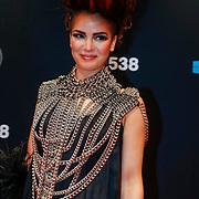 NLD/Amsterdam/20121222 - Inloop 538Jingleballs 2012, Eva Simons