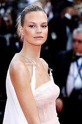 May 15, 2019 - Cannes, Alpes-Maritimes, Frankreich - Nadine Leopold attending the 'Les Misérables' premiere during the 72nd Cannes Film Festival at the Palais des Festivals on May 15,2019 in Cannes, France (Credit Image: © Future-Image via ZUMA Press)
