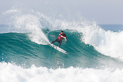 Joel Parkinson of Australia advances to Round Four of the 2017 Quiksilver Pro France after defeating Ian Gouveia of Brazil in Heat 9 of Round Three at Hossegor, Landes, France.