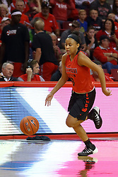 07 October 2016: Zakiya Beckles. Illinois State University Women's Redbird Basketball team during Hoopfest at Redbird Arena in Normal Illinois.