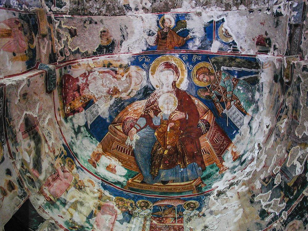 Nekresi Church, The Country of Georgia