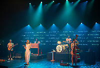 Lake Street Dive brought their energetic delivery and elaborate light show to the Center Theater on Monday night.