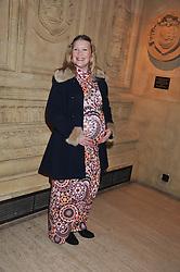 JOANA PAGE at Cirque du Soleil's VIP night of Kooza held at the Royal Albert Hall, London on 8th January 2013.