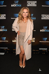 Westwood One Backstage at the American Music Awards Day 2 at the L.A. Live Event Deck. 19 Nov 2016 Pictured: Mackenzie Nicole. Photo credit: David Edwards / MEGA TheMegaAgency.com +1 888 505 6342