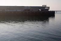 Carlisle Pier in Dun Laoghaire, Dublin, Ireland