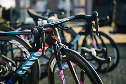 CANYON//SRAM Racing driven by SRAM Red - Ronde van Drenthe 2016, a 138km road race starting and finishing in Hoogeveen, on March 12, 2016 in Drenthe, Netherlands.