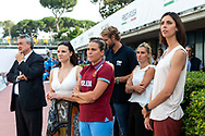 BARELLI PAOLO, ADELIZZI BEATRICE, GRIMALDI MARTINA, DALLAPE' FRANCESCA, FILIPPI ALESSIA<br /> Medagliati Roma 2009<br /> FIN 56 Trofeo Sette Colli 2019 Internazionali d Italia<br /> 21/06/2019<br /> Stadio del Nuoto Foro Italico<br /> Photo © Giorgio Scala, Deepbluemedia, Insidefoto