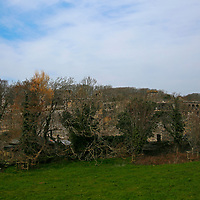 UK, Wales, St. Davids. St. Davids Bishops Palace.
