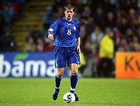 Fotball , 6. september 2006 , EM-kvalifisering , Norge - Moldova 02,<br /> Euro - q.<br /> Norway - Moldova<br /> <br /> Stanislav Ivanov , Moldova