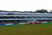 2012 FIA GT1 World Championship.Donington Park, Leicestershire, UK.27th - 30th September 2012.Enzo Ide / Francesco Castellacci, Ferrari 458 Italia GT3..World Copyright: Jamey Price/LAT Photographic.ref: Digital Image Donington_FIAGT1-18946