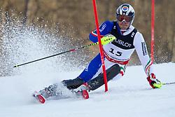 14.02.2011, Kandahar, Garmisch Partenkirchen, GER, FIS Alpin Ski WM 2011, GAP, Herren, Super Combination, im Bild Peter Fill (ITA) // Peter Fill (ITA)  during Supercombi Men Fis Alpine Ski World Championships in Garmisch Partenkirchen, Germany on 14/2/2011. EXPA Pictures © 2011, PhotoCredit: EXPA/ J. Groder