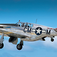World War II Warbirds P-51 B-24 B-17