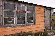 A garden shed in the Falkland Islands  has a history going back to the early 19th Century