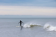 Surfing: First Street and Rudee Inlet