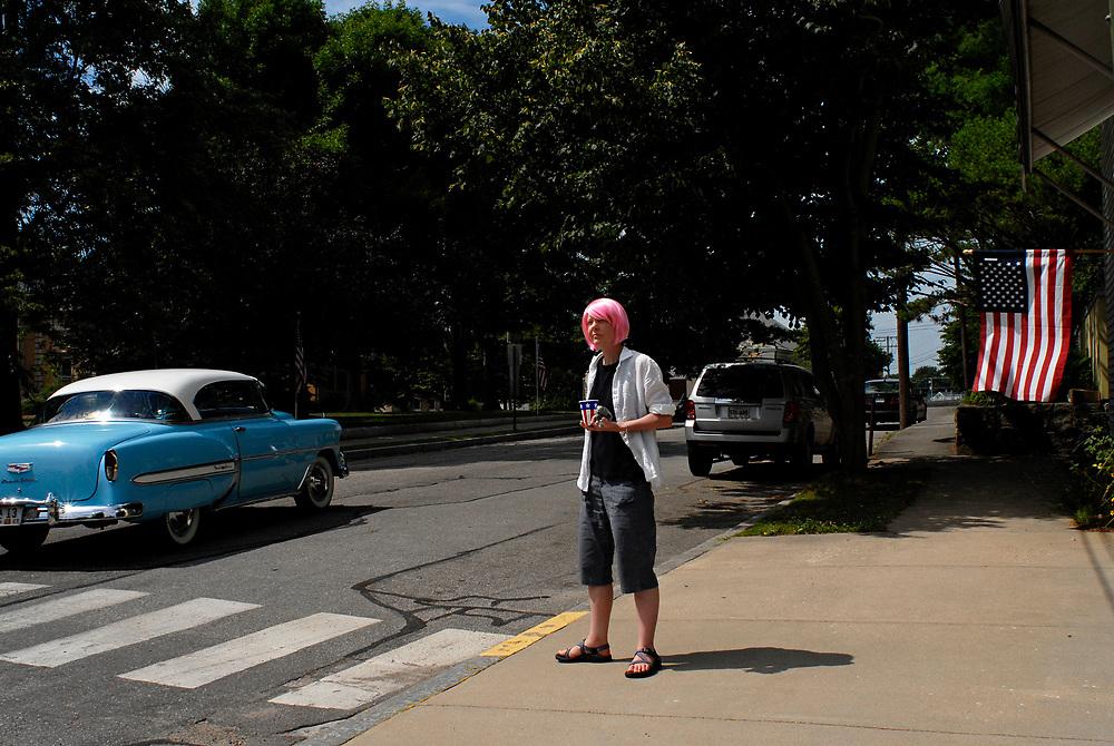 July 4, 2010 in Stonington, Ct.