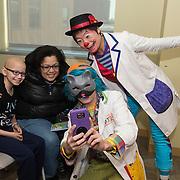 Circus at N.J. Hospital