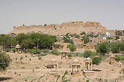 India, Rajasthan, Jaisalmer Fort