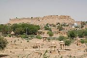 India, Rajasthan, Jaisalmer Fort
