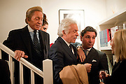 VALENTINO GARAVANI ; GIANCARLO GIACOMETTI;,  GIORGIO VERONI, Anthony Souza: photographs from W.E. (directed by Madonna) and personal works from India. Little Black Gallery. Kensington. London. 13 December 2011.