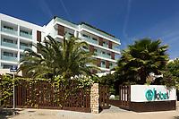 02/mayo/2017 Islas Baleares. Ibiza.<br /> Apartamentos Llobet y BLLobet en Figueretas.<br /> <br /> © JOAN COSTA