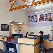 LUSD Schools Photographed for Lionakis Education Infrastructure Architectural Example of Chip Allen Photography.