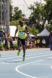 adidas Grand Prix Diamond League Track & Field: Men's 200m, Usain Bolt, Jamica