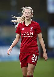 Liverpool women's Kirsty Linnett