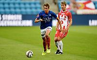 Fotball , 14 . august 2017 , Eliteserien , <br /> Vålerenga - Tromsø<br /> Jonatan Tollås Nation  , VIF<br /> Thomas Lehne Olsen , TIL