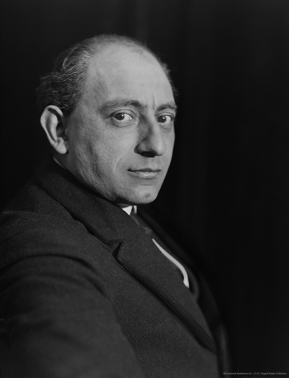 Landon Ronald, Sir, conductor, composer, and  pianist, England, 1912