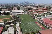 NCAA Football-Howard Jones Field-Jun 27, 2020