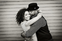11 May 2015:  Chris Nelson and Leeann Jarvis engagement photo session in downtown Los Angeles, CA.  Save the date!
