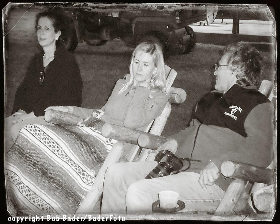 Debbie, Sara, & Mike