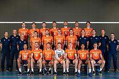 20190521 NED: Team shoot Dutch volleyball team men, Arnhem