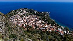 23-05-2017 ITA: Van Catania naar Messina, Sicilië Italië<br /> Omgeving Taormina