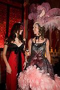 OLIMPIA BORTOLOTTO POSSATI ; Francesca Bortolotto Possati; Alessandro and Olimpia host Carnevale 2009. Venetian Red Passion. Palazzo Mocenigo. Venice. February 14 2009.  *** Local Caption *** -DO NOT ARCHIVE -Copyright Photograph by Dafydd Jones. 248 Clapham Rd. London SW9 0PZ. Tel 0207 820 0771. www.dafjones.com<br /> OLIMPIA BORTOLOTTO POSSATI ; Francesca Bortolotto Possati; Alessandro and Olimpia host Carnevale 2009. Venetian Red Passion. Palazzo Mocenigo. Venice. February 14 2009.