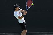 4/16/10 Men's Tennis vs Duke