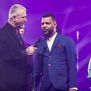 NLD/Amsterdam/201702013- Edison Pop Awards 2017, Typhoon / Regisseur: Ivan Barbosa – We Zijn Er wint award voor beste videoclip